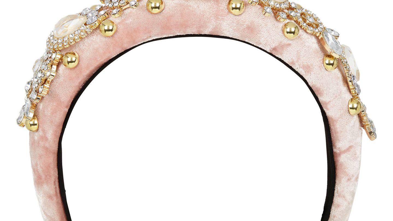 Diadema de Asos Design. (Cortesía)