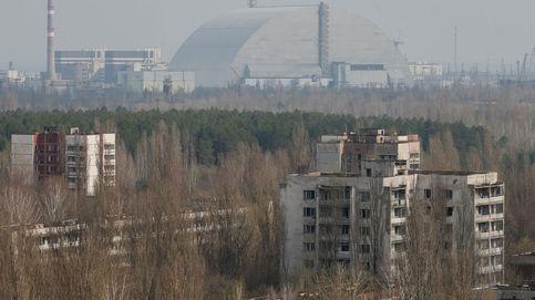 Los fantasmas de Chernóbil