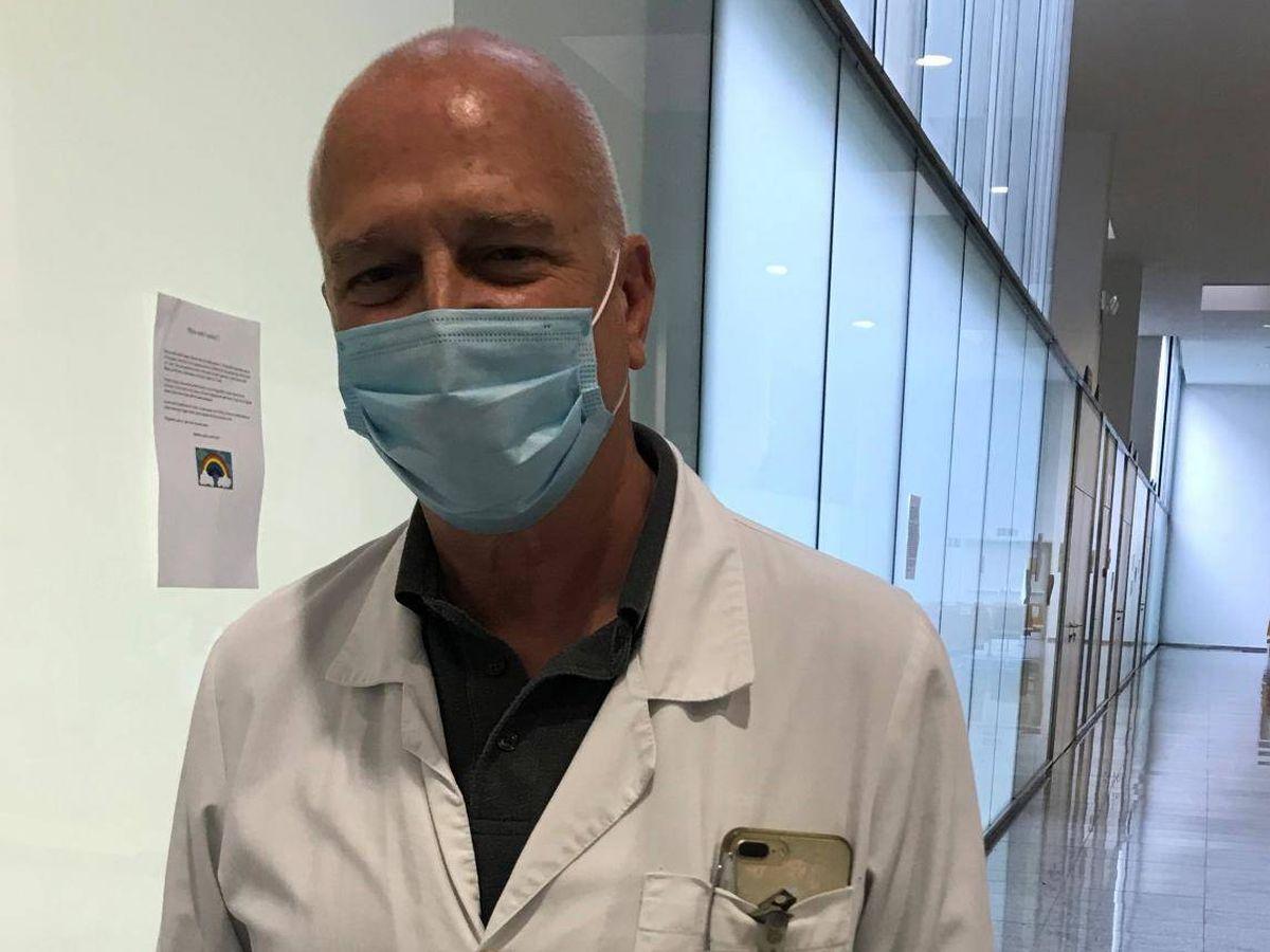 Foto: El director de la investigación, Lluís Masana.
