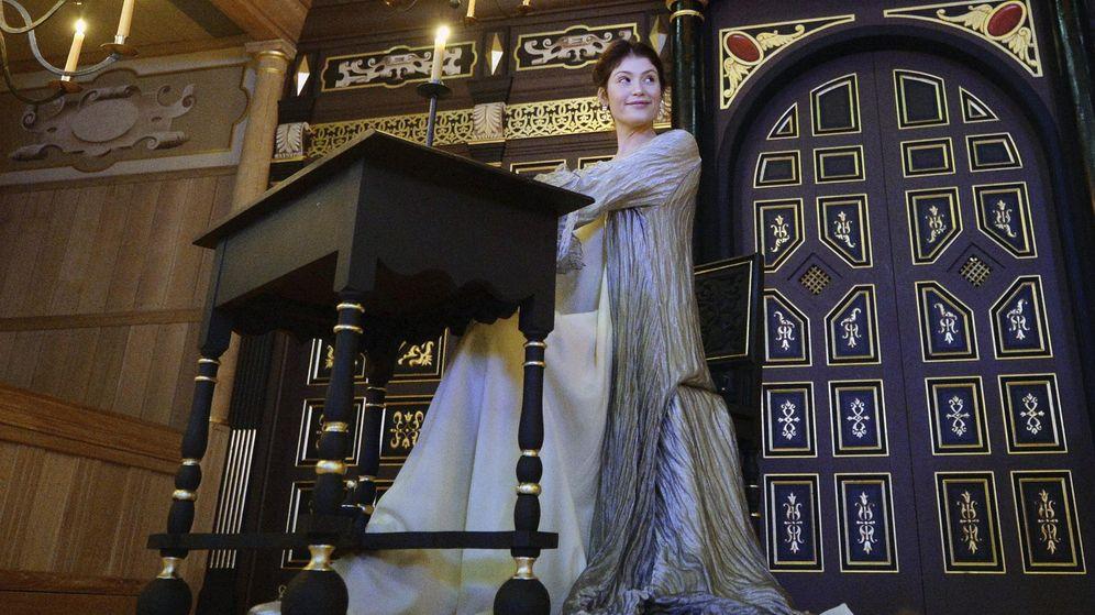 Foto: 'La duquesa de Amalfi' en el teatro The Globe, en Londres