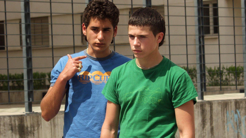 Jesús Carroza y Juan José Ballesta, en '7 vírgenes'. (Alta Films)