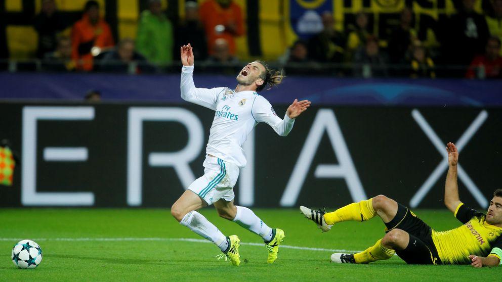 Otro mes de baja: cuando los músculos de Bale avisan no son traidores