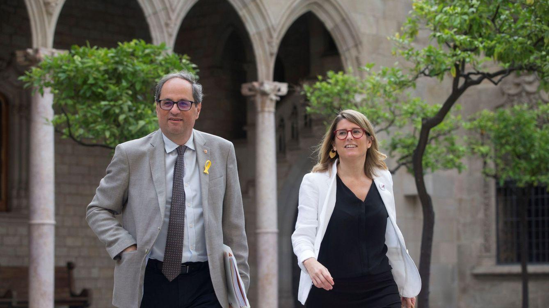 Artadi hará una ronda con grandes empresas para que sus sedes vuelvan a Cataluña