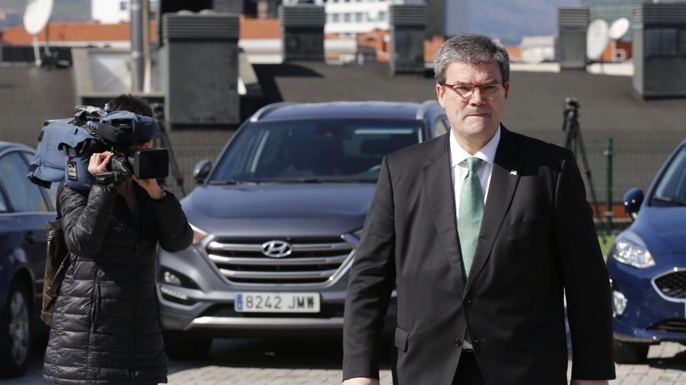 Foto: Juan Mari Aburto, alcalde de Bilbao. (EFE)