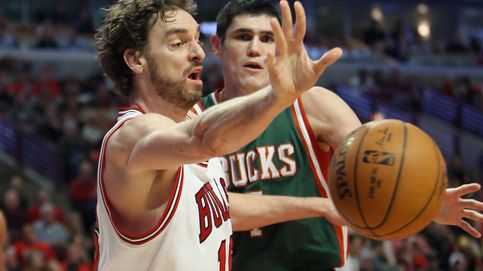 Rose y Pau tiran de los Bulls para comenzar ganando en los playoffs