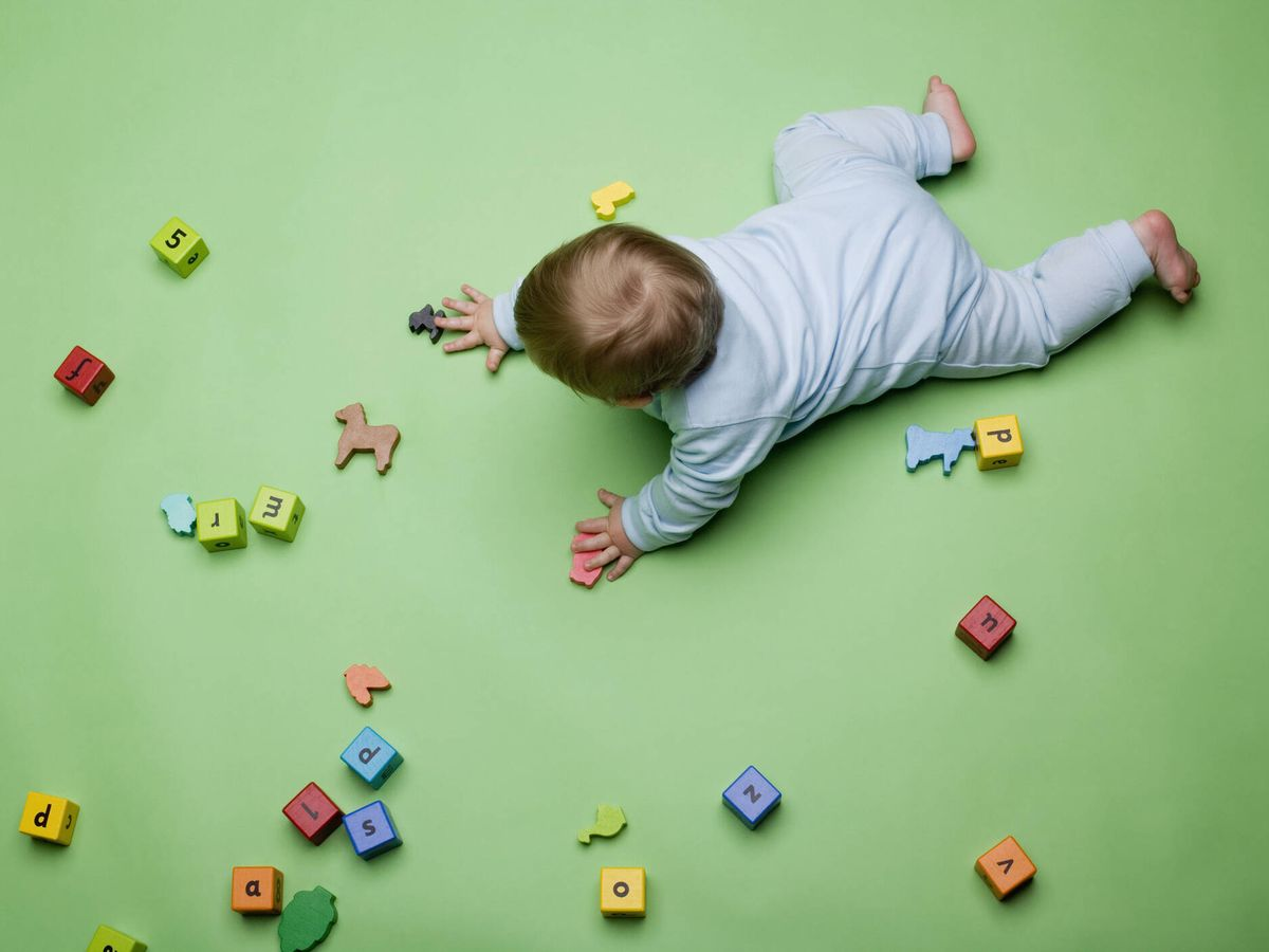 Foto: Elegir el nombre de un bebé es una decisión trascendental. (Foto: iStock)