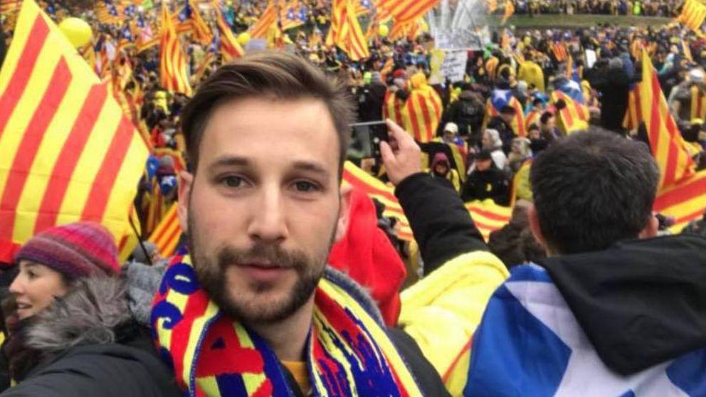 El 'mosso' más independentista frena en seco tras un aviso  de Marchena