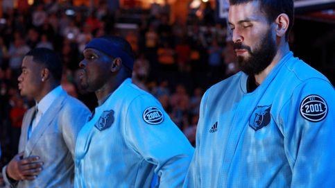 Marc Gasol no entiende qué le ocurre a Memphis: ''Nos estamos haciendo daño''