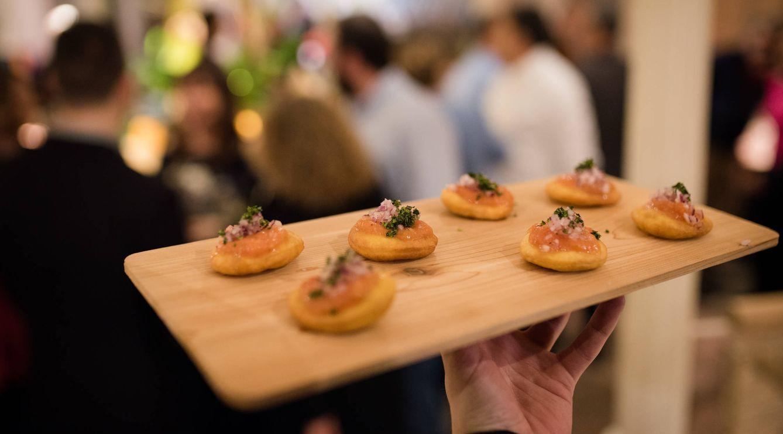 Foto: La gastronomía chilena, protagonista de un evento en Madrid