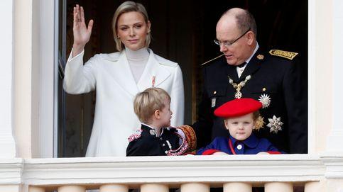 Las fotos de Alberto de Mónaco y los mellizos en Francia tras su visita exprés a Charlène en Sudáfrica