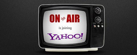 Yahoo! compra la startup de vídeo OnTheAir para competir con los hangouts de Google
