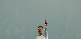 Post de Cristiano Ronaldo a Florentino Pérez: 'show me the money'