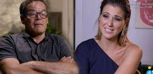Post de 'Ven a cenar conmigo': Jorge Sanz sonroja a María Jesús Ruiz con esta propuesta