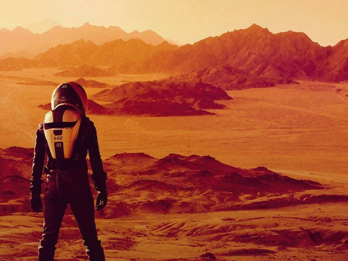 Foto: Fotograma de la serie documental 'Mars'. (National Geographic)