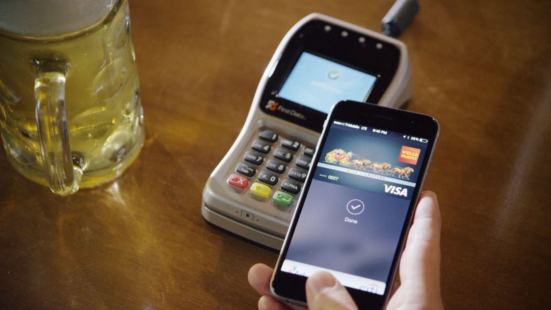 Foto: Apple Pay podría llegar a Europa en respuesta al sistema de pago móvil de Visa