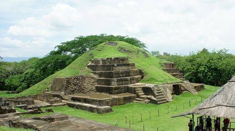La pirámide maya de El Salvador que fue construida hace 1.500 años con roca volcánica