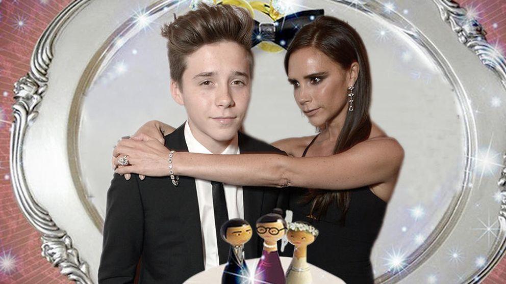¿Quién quiere casarse con mi hijo Brooklyn Beckham?