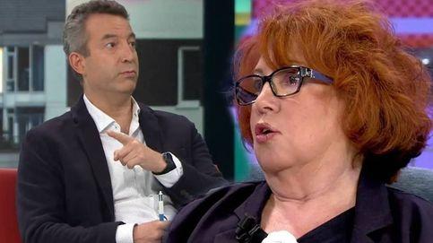 Rosa Villacastín señala a César Carballo por lo que dijo de Fernando Simón en L6