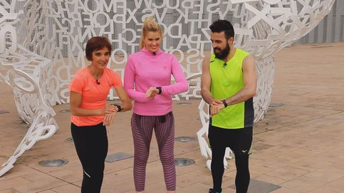 Adriana Abenia, Auryn o Soraya Arnelas, en 'Nacidos para correr' de TVE