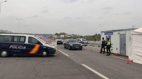 La frontera entre Portugal y España seguirá cerrada hasta después de Pascua