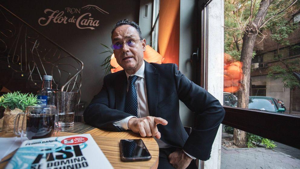 Baños, el profeta geopolítico de Íker Jiménez: Alguien debió pensar que yo era un peligro