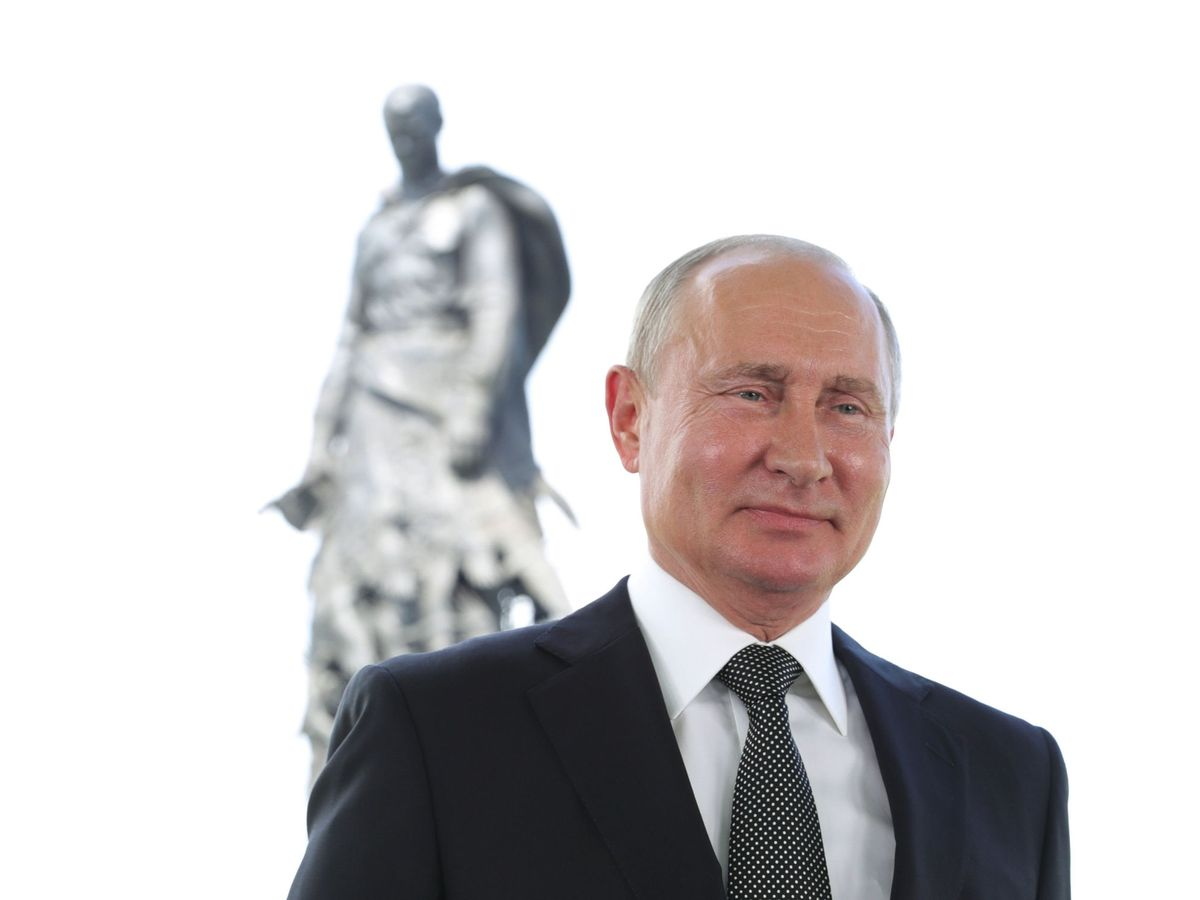 Foto:  Vladimir Putin. (EFE)
