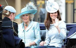 Camila Parker y Kate Middleton, duelo de estilos
