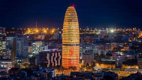De edificio maldito a activo estrella: Merlin alquila el 80% de la Torre Glòries