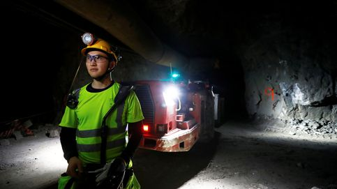 Robots y pantallas: así se vive en la mina más avanzada del mundo