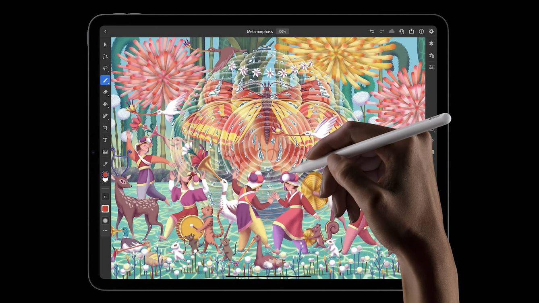 Este es el nuevo iPad Pro: más motor y pantalla para el último cohete de Apple
