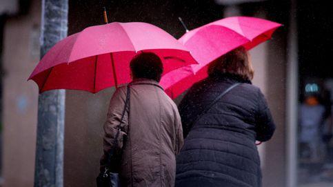 La borrasca Cecilia dejará este domingo vientos de hasta 100 km/h