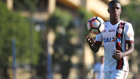 Vinicius está verde y es suplente en un equipo depresivo, ¿por qué le fichó el Madrid?