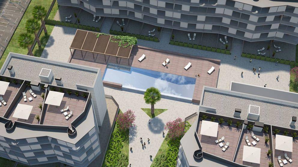 El fondo suizo Stoneweg aprovecha el frenazo catalán para promover 800 casas