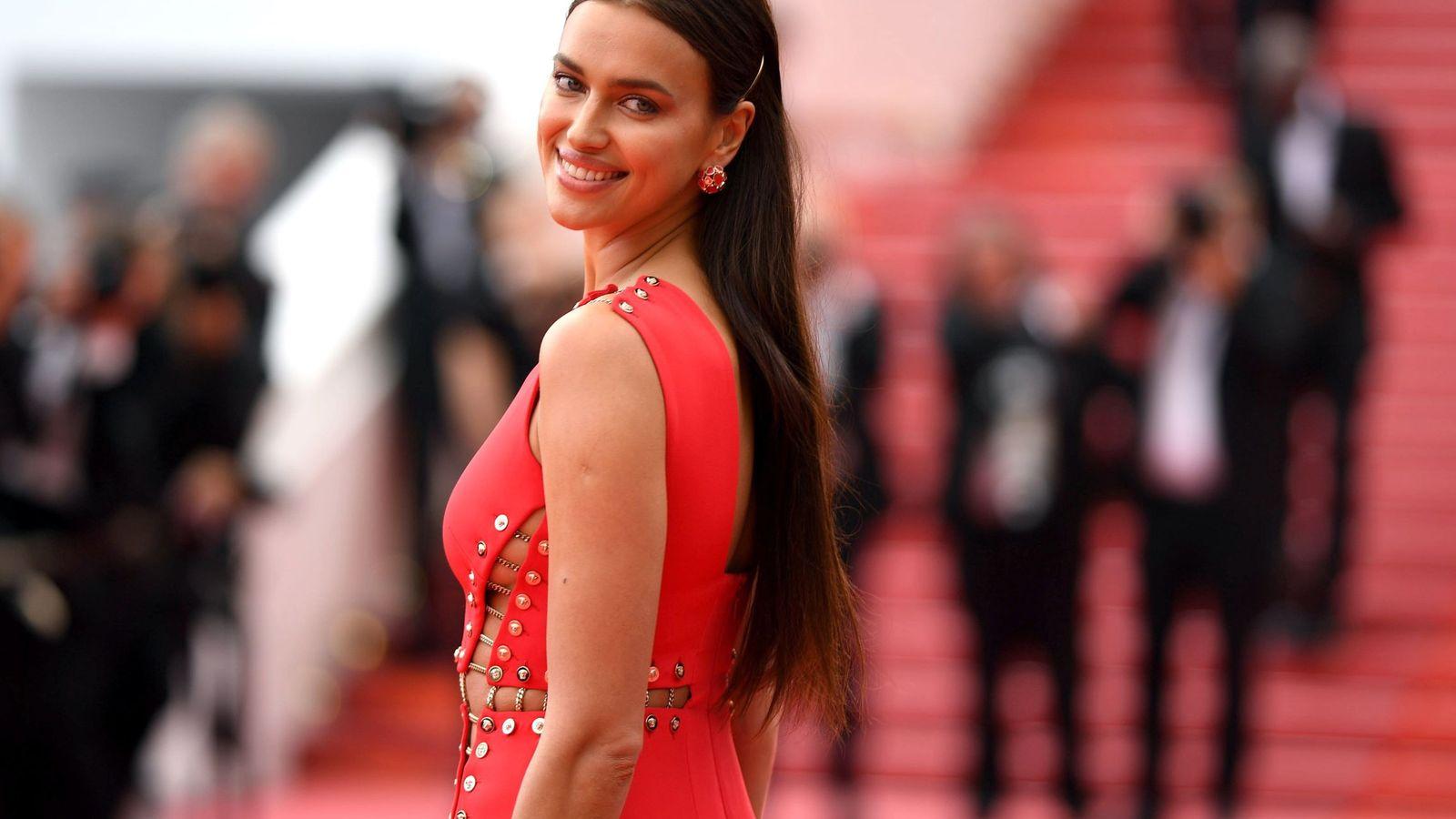 Foto: Irina Shayk en el Festival de Cine de Cannes. (EFE)