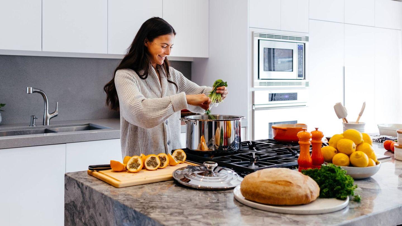 Alimentos que podemos cenar para adelgazar. (Jason Briscoe para Unsplash)