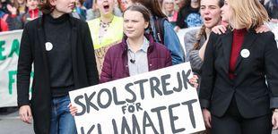 Post de La joven activista Greta Thunberg acusa a los políticos de inacción ante el cambio climático