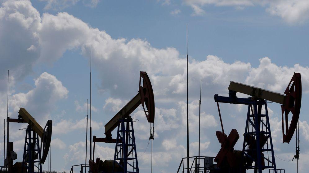 Foto: Campo petrolero (Reuters)