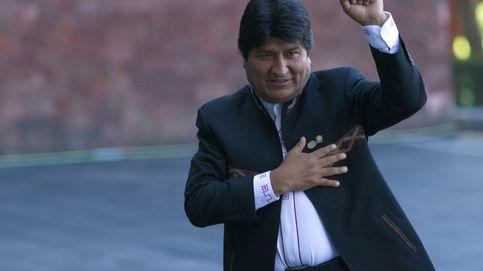 Morales acepta asilo humanitario en México tras su dimisión como presidente de Bolivia