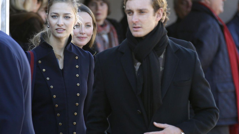 Foto: La pareja en una imagen de archivo (AP)