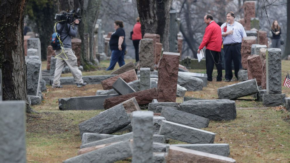 Oleada de incidentes antisemitas: el otro peligro terrorista de EEUU