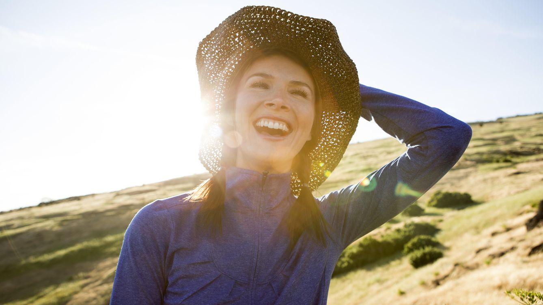 Reírse frecuentemente alivia el estrés (incluso una sonrisa ayuda)