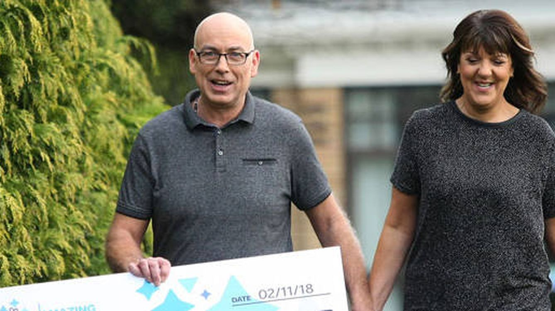 La mujer que ganó 76 millones de euros a la lotería por fin decide jubilarse