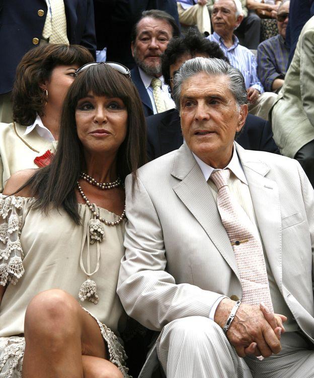 Foto: Jaime Ostos y Mari Ángeles Grajal en una imagen de archivo