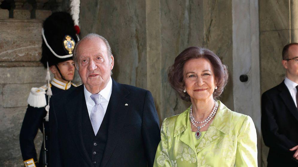 Foto: Don Juan Carlos y doña Sofía en una imagen de archivo. (Getty)