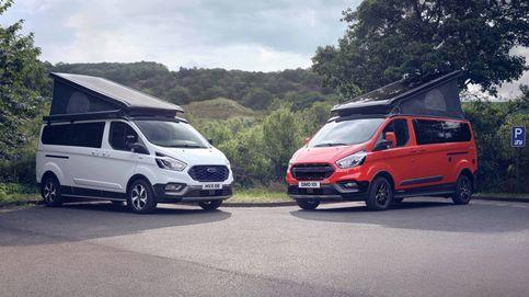 Más madera para los amantes del turismo 'camper': Ford amplía su familia Nugget