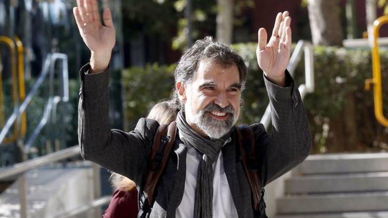 Jordi Cuixart. (EFE)