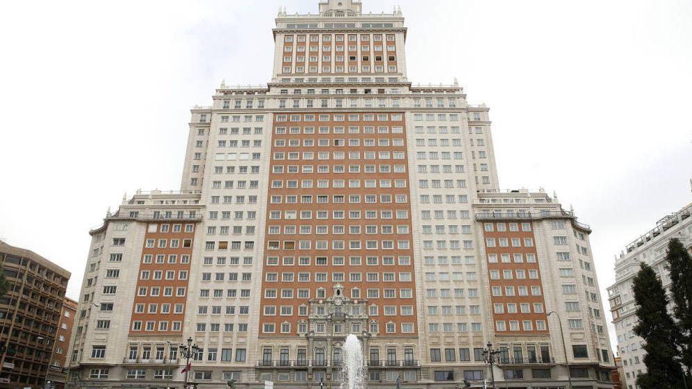 Foto: Edificio España (Efe).