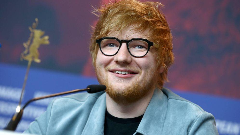 Foto: Ed Sheeran en una foto de archivo. (Getty)