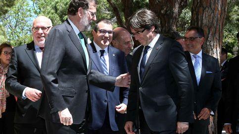 Rajoy graduará la réplica a Puigdemont hasta intervenir económicamente la Generalitat