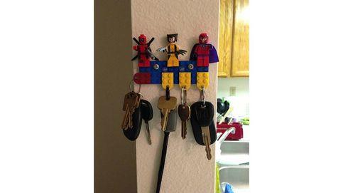 Si eres de los que guardas tus antiguos legos, te enseñamos cómo puedes aprovecharlos